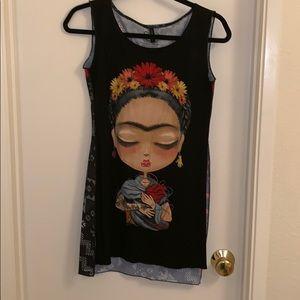 Frida khalo shirt from Guadalajara